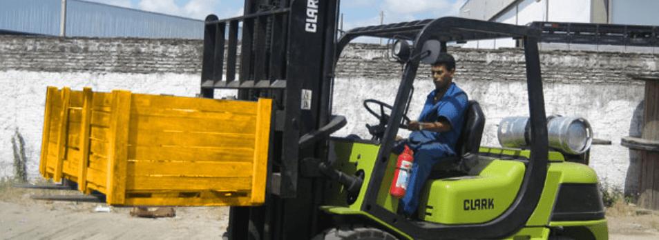 Locação de empilhadeiras: Conheça todas as vantagens